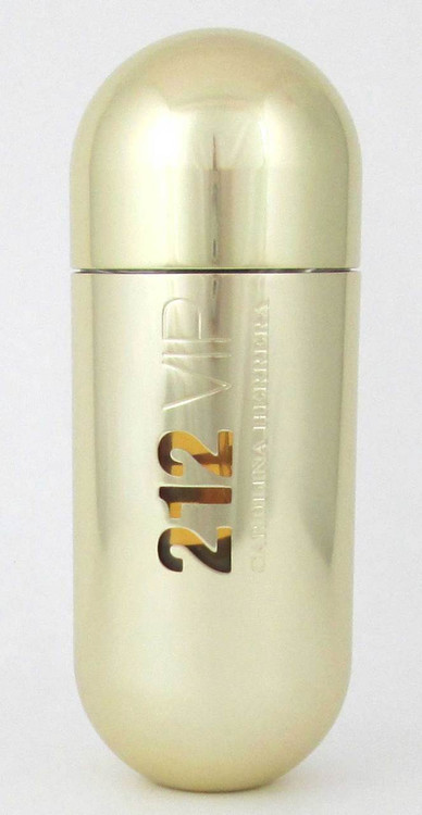 212 VIP Carolina Herrera 2.7 oz./ 80 ml.EDP Spray for Women *Unboxed