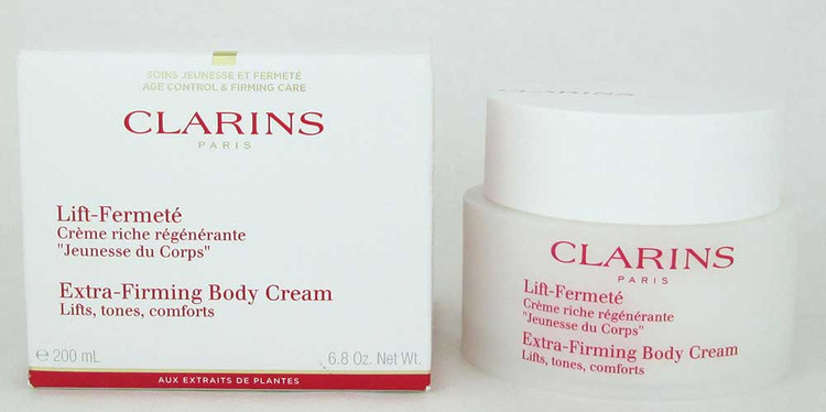 Clarins Extra Firming Body Cream 6.8 oz./ 200 ml. NIB
