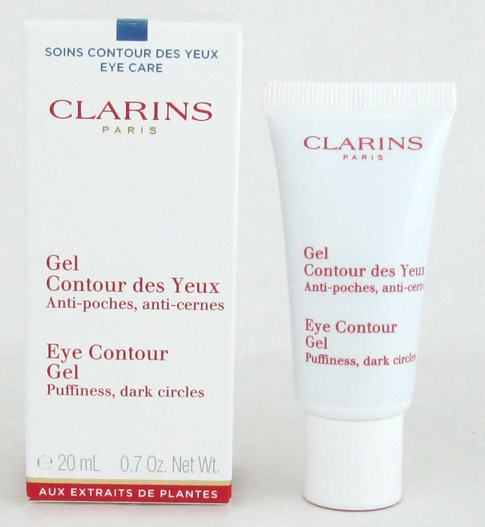 Clarins Eye Contour Gel 20 ml / 0.7 oz New In Box.