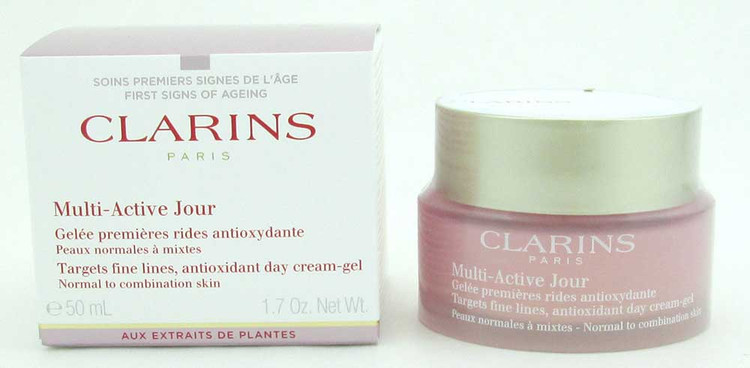 Clarins Multi-Active Day Cream Gel Normal to Combination 50ml/1.7oz