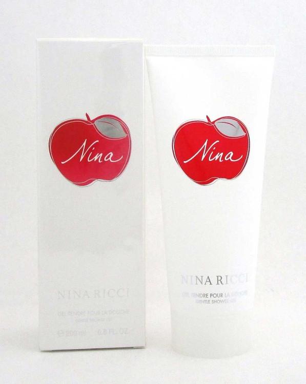 Nina by Nina Ricci Gentle Shower Gel 6.8 oz./ 200 ml. for Women