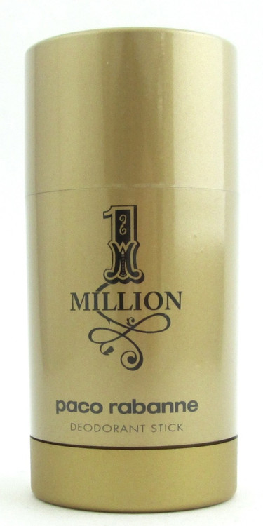 Paco Rabanne 1 Million Deodorant Stick For Men 2.3 oz. Sealed.
