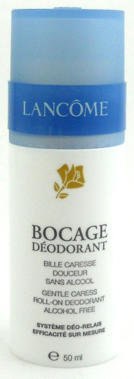 Lancome Bocage Caress Deodorant Roll-On Alcohol Free 1.7 oz. Brand New. Comes not sealed