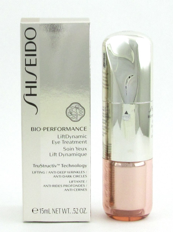 Shiseido Bio Performance LiftDynamic Eye Treatment 15 ml./ 0.52 oz.