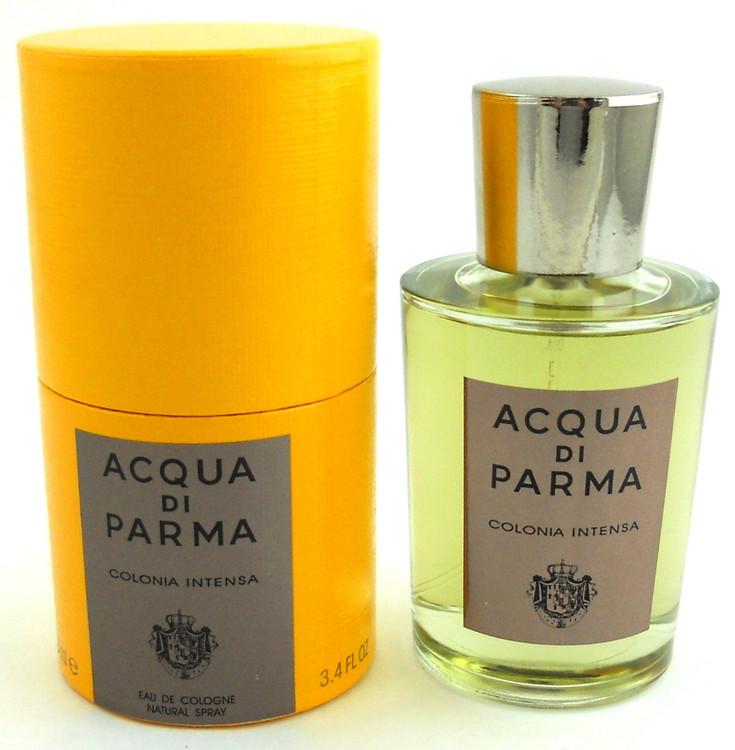 Acqua Di Parma Colonia Intensa Cologne 3.4 oz Eau De Cologne Spray. New in Box.
