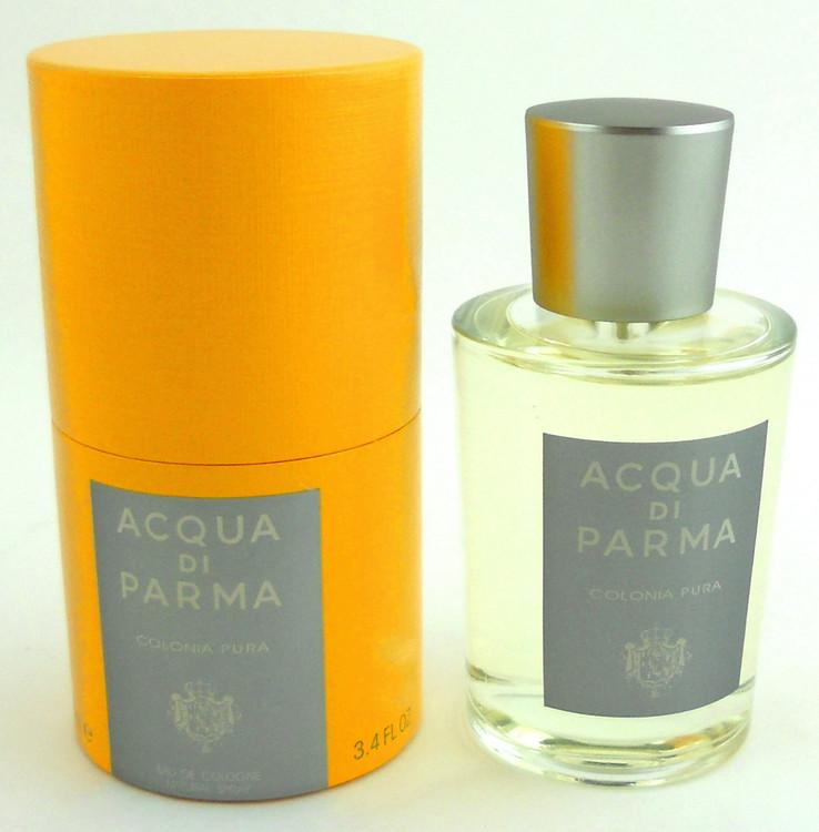 Acqua Di Parma Colonia Pura 3.4 oz Eau De Cologne Spray. New in Box.
