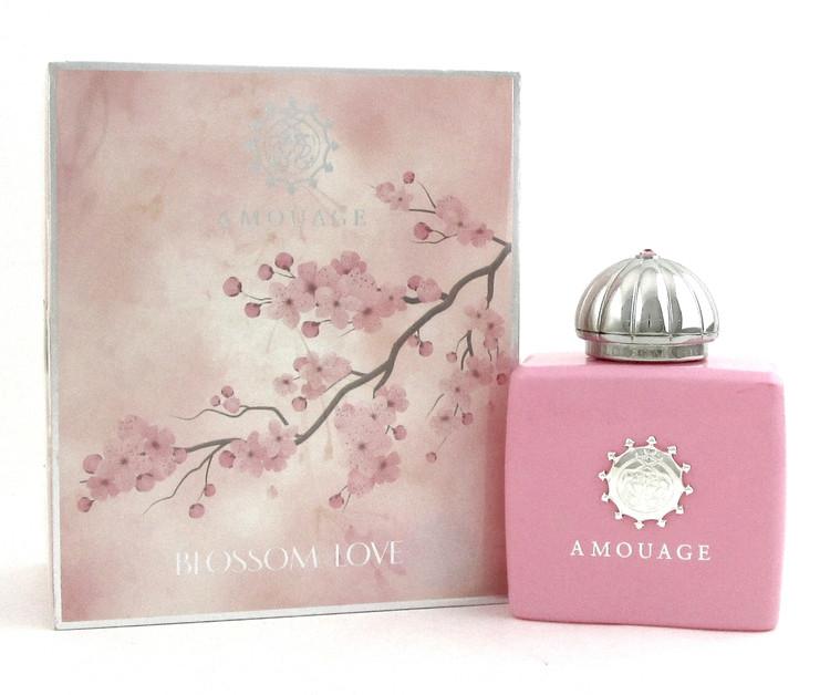 Amouage Blossom Love Women's Perfume 3.4oz./ 100ml. EDP Spray. New In Sealed Box