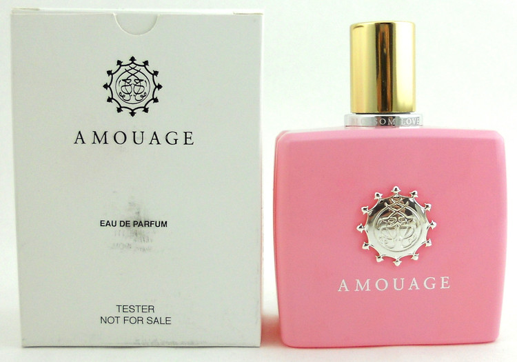 Blossom Love Perfume by Amouage 3.4 oz. Eau de Parfum Spray Tester.