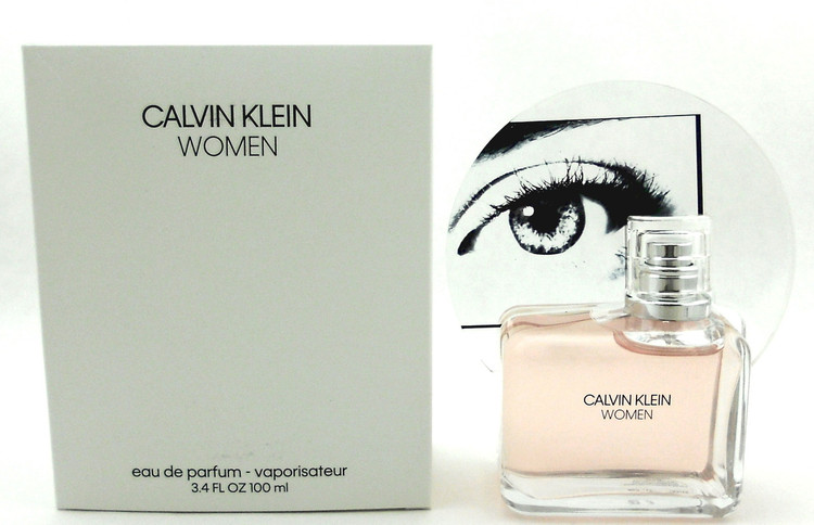 Calvin Klein WOMEN Perfume by Calvin Klein  3.4 oz.EDP Spray Tester with Cap.