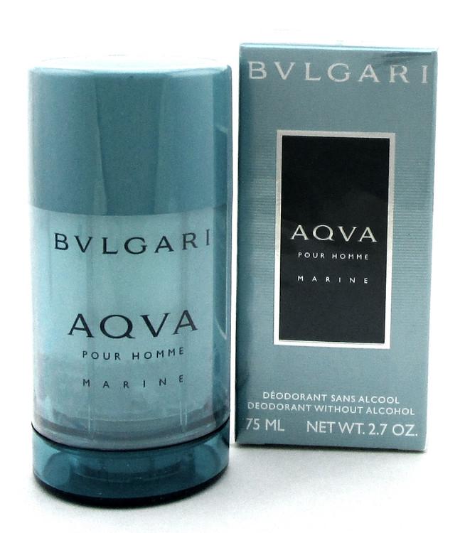 Bvlgari Aqua Marine by Bvlgari Deodorant Stick Without Alcohol 2.7oz. New.Sealed