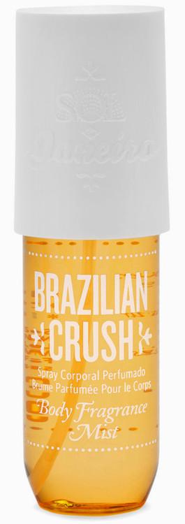 Sol de Janeiro Brazilian Crush Body Fragrance Mist 8.1 oz Full Size New in Box