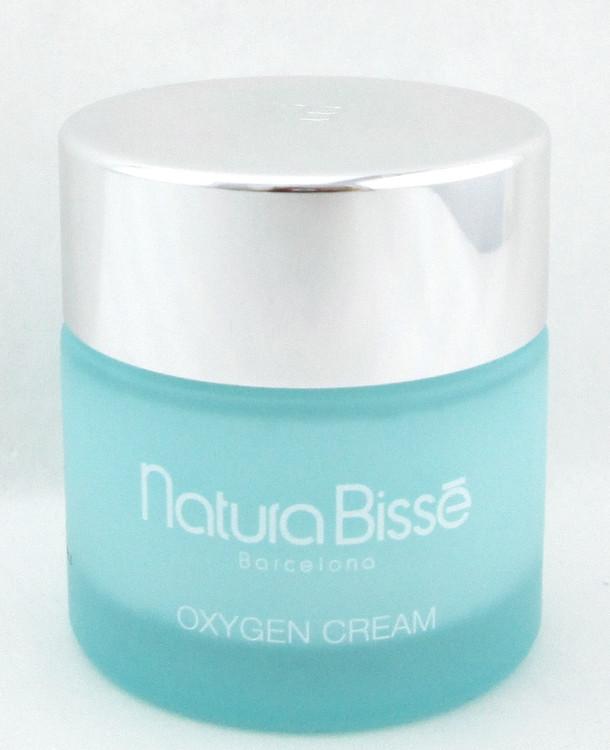 Natura Bisse Oxygen Cream All Skin Types 75 ml./ 2.5 oz. New Unbox/Tester