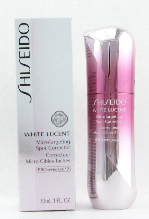 Shiseido White Lucent Micro Targeting Spot Corrector 30 ml./ 1 oz. NIB