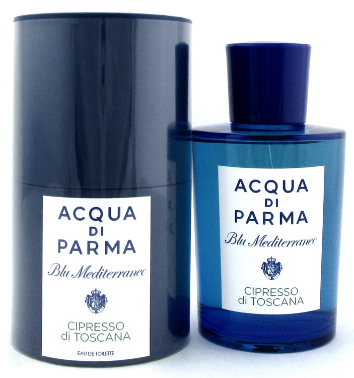 Acqua Di Parma Blu Mediterraneo Cipresso di Toscana 5.0 oz. EDT Spray. New