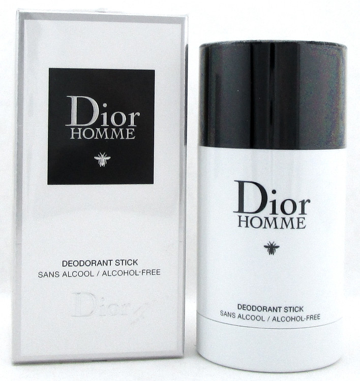 Dior Homme by Christian Dior 2.6 oz./75 gr. Deodorant Stick Alcohol Free. Sealed