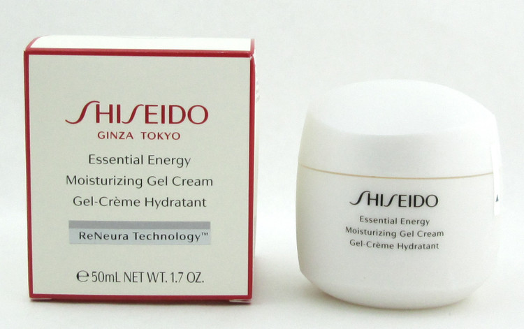 Shiseido Essential Energy Moisturizing Gel Cream 50 ml./ 1.7 oz. NIB
