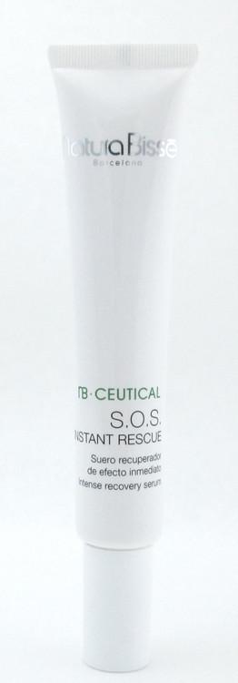 Natura Bisse NB Ceutical SOS Instant Rescue 1 oz./ 30 ml. NEW Tester/Unbox