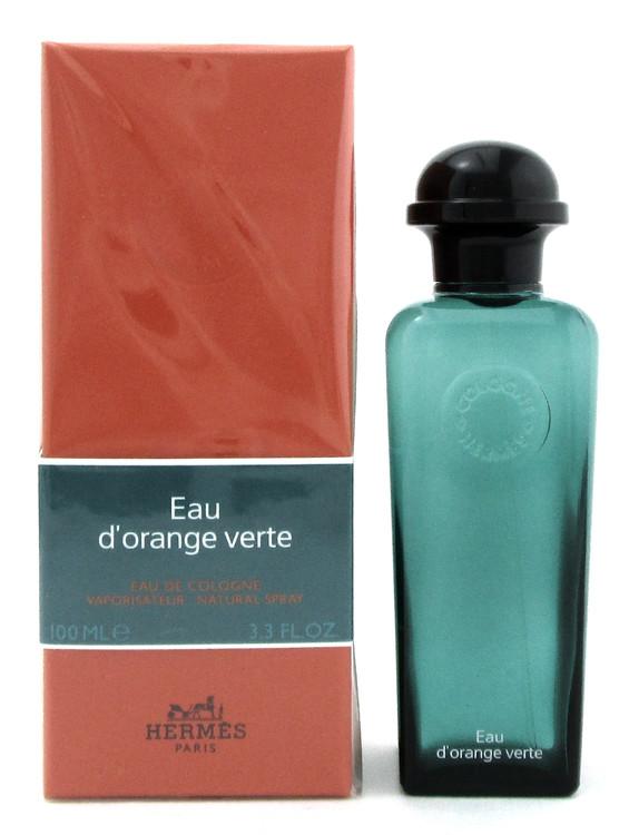 Eau d'Orange Verte by Hermes 3.3 oz  Eau de Cologne Spray. New in Sealed Box.