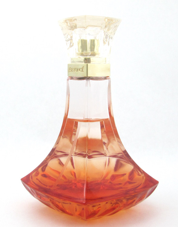 Beyonce Heat Rush by Beyonce Eau De Toilette Spray for Women 3.4 oz. LOWFILL Bottle NO BOX