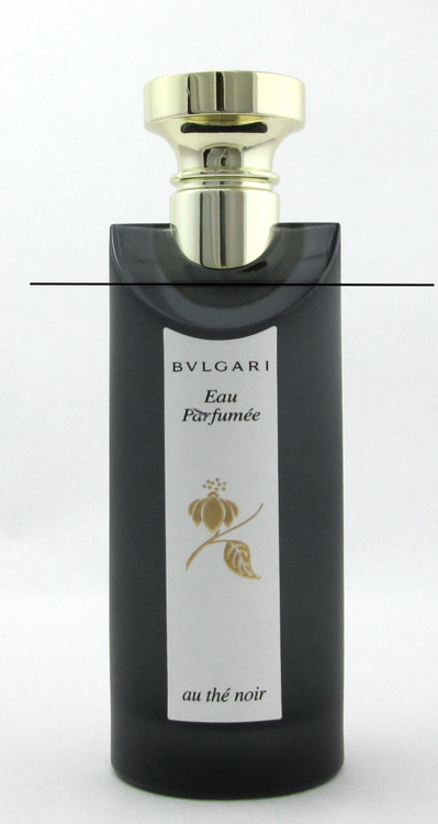 Bvlgari Eau Parfumee Au The Noir Eau de Cologne Spray 150 ml./ 5.0 oz. LOWFILL Bottle NO BOX