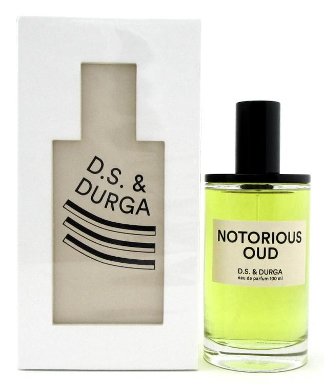 D.S. & Durga Notorious Oud 3.4 oz. Eau de Parfum Spray for Unisex. New In Box