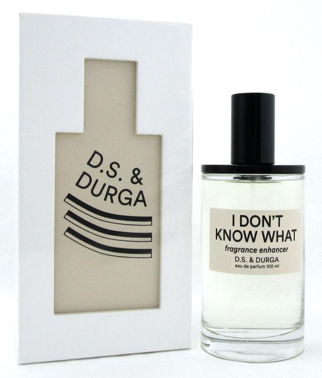 D.S. & Durga I Don't Know What 3.4 oz. Eau de Parfum Spray for Unisex New In Box