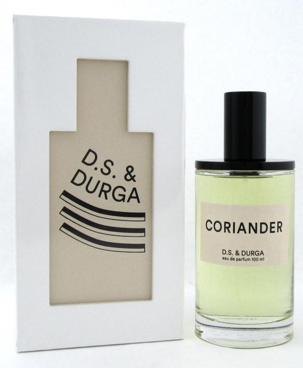 D.S. & Durga Coriander 3.4 oz. Eau de Parfum Spray for Unisex. New Sealed Box