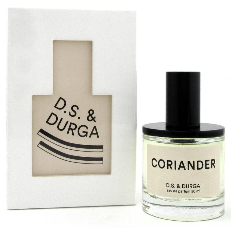 D.S. & Durga Coriander 1.7 oz. Eau de Parfum Spray for Unisex. New Sealed Box