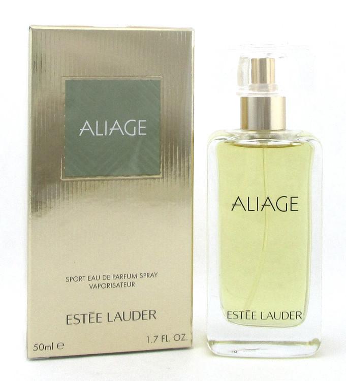 Aliage Perfume by Estee Lauder 1.7 oz  Sport EDP Spray Women. New in Sealed Box