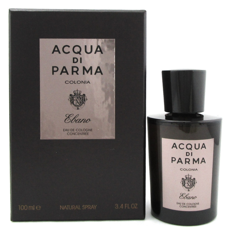 Acqua di Parma Colonia Ebano 3.4 oz. Eau de Cologne Concentree Spray. New in Box