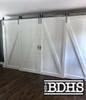 4 Door Bypass on Single Track Kit Installation