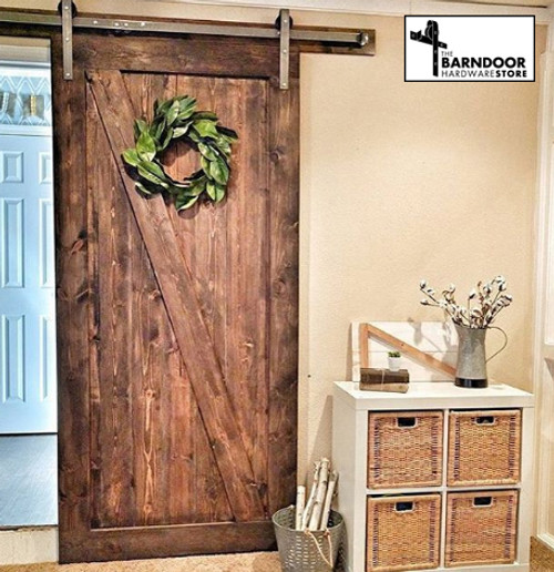 sliding barn door hardware kit