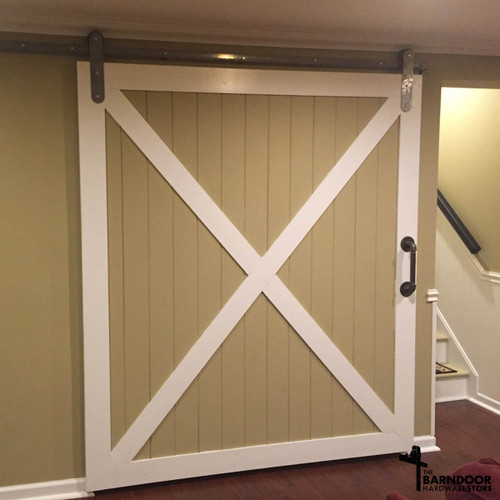 The Barn Door Hardware Store Modern Barn Door Hardware Kit