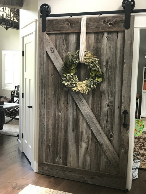 Sliding Jumbo Wheel Track Barn Door Hardware