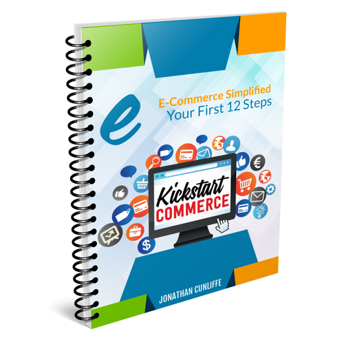 Free 12 Step Guide to eCommerce