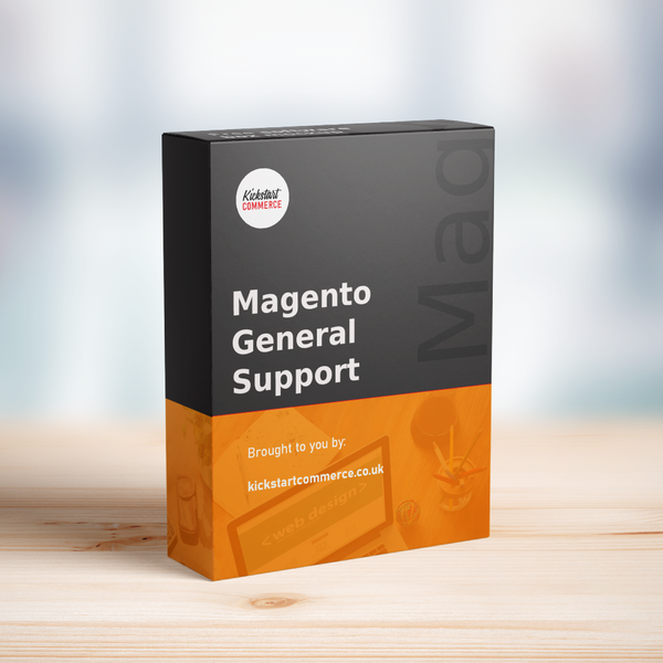 Magento General Support