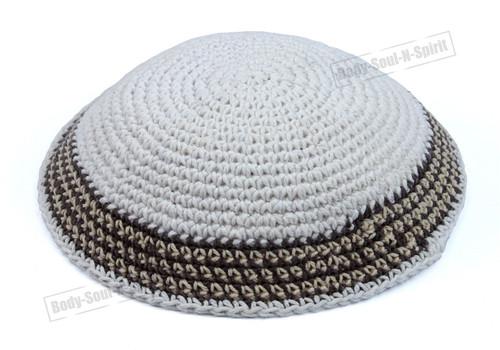 Jewish Knitted Holy cupola Yarmulke vault Yamaka Kippa Israel Hat Covering Cap