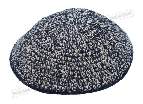 Yarmulke Knitted Kippah Tribal Holy Jewish Yamaka Kippa Israel Hat Covering Cap