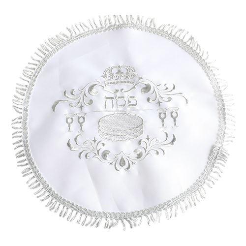 Classic Cover  for MATZA / MATZOH Judaica Design PASSOVER Jewish Seder Pesach