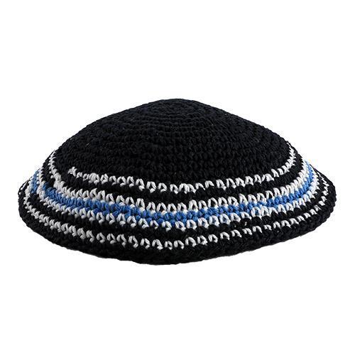 Israel Hat Covering Classic Cap holy Yarmulke Knitted Tribal Jewish Yamaka Kippa