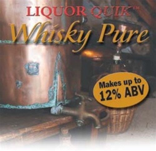 LIQUOR QUIK Whiskey Pure Yeast, 23g