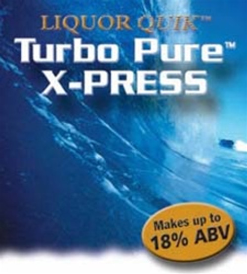 LIQUOR QUIK Turbo Pure X-Press, 175g
