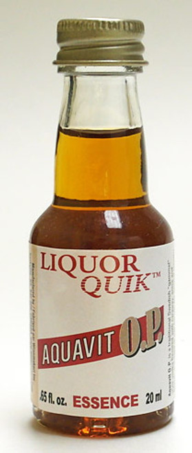 LIQUOR QUIK Aquavit OP Essence, 20ml