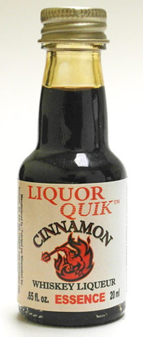 LiquorQuik™ Cinnamon Whiskey Essence