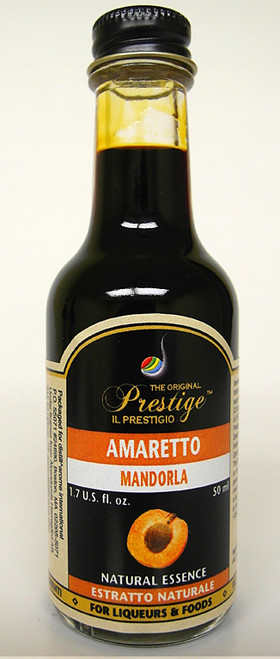 LQ Prestige Amaretto Essence, 50ml