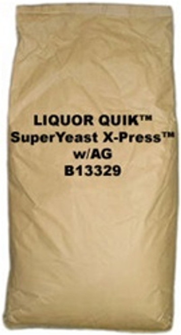 SuperYeast X-Press Turbo Yeast w/AMG, 25kg (Bulk)