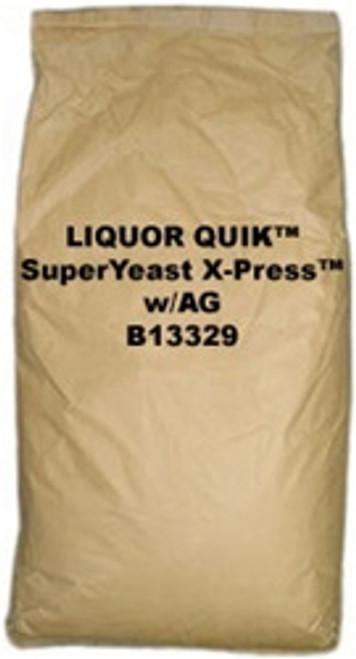 Bulk SuperYeast Xpress Turbo Yeast w/ AMG, 25 kg