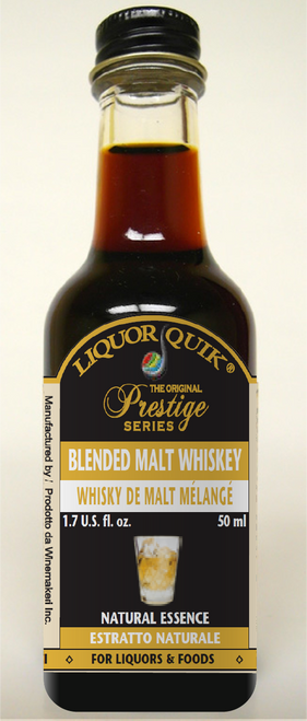 LiquorQuik™ Prestige Blended Malt Whiskey Essence