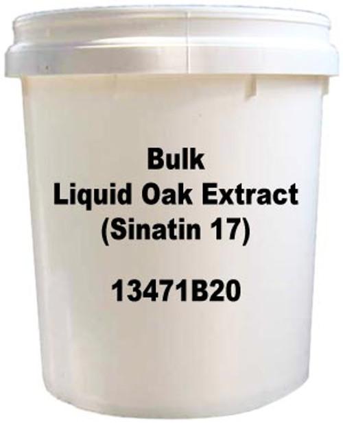 Bulk Liquid Oak Extract (Sinatin 17), 20L