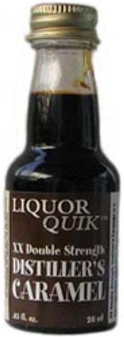 LIQUOR QUIK XX Distillers Caramel, 20ml